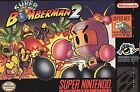 Super Bomberman 2  (Super NES, 1994) USED SHIPS OUT RIGHT AWAY