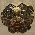 Seabee CPO Mess US Navy Challenge Coin USS