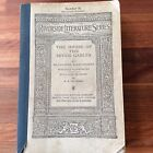 1904 Riverside Literature Series House Of Seven Gables School Book