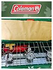 NOS Coleman 426 D 3 Burner Gas Camp Stove Never Fired Excellent Vintage