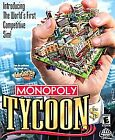 Monopoly Tycoon PC CD-ROM Game for Windows 95/98/Me/XP Infogrames 2001