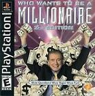 Who Wants to Be a Millionaire: 2nd Edition  (PlayStation 1 PS1 PSX PS2) COMPLETE