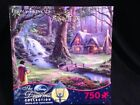 THOMAS KINKADE DISNEY Dreams Collection Snow White Discovers Cottage Puzzle NIP