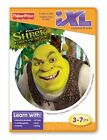 Fisher Price IXL Learning System SHREK FOREVER AFTER Reading Games Stories Art