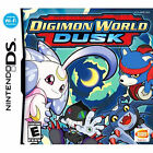 Digimon World: Dusk  (Nintendo DS, 2007) Game Cartridge Only, Fast Ship, A++