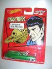 Hotwheels Star Trek Spock  '59 Chevy Delivery  ERROR    Real Riders