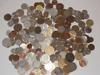 CCA.300 PIECES /2LBS/WORLDWIDE COINS LOT MOSTLY FROM EUROPE COLLECTION N:6