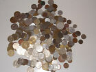 CCA.300 PIECES /2LBS/WORLDWIDE COINS LOT MOSTLY FROM EUROPE COLLECTION N:8