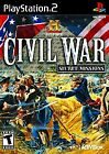 History: Civil War Secret Missions  (Sony PlayStation 2, 2008)
