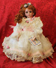 WELDEN MUSEUM OF FINE COLLECTABLES-BY RUSTIE PORCELAIN DOLL