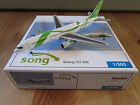 Herpa Wings RARE Delta Song Airlines 757 507073 1/500 Discontinued