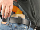 New Barsony Tan Leather Gun Concealment IWB Holster for RUGER LCR 22 38 357