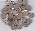 25 Sixpence for Wedding or Charm  - Quality and Affordable   Lot of 25 Coins  #3