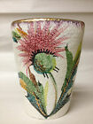 Antique Hand Painted Italian Vase - Italy Cardel  259F