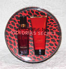 Victoria's Secret NIGHT Fragrance Mist Lotion Plum Velvet Woods Apple Set New