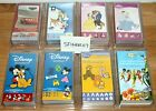 Cricut Disney Cartridge BUNDLE Mickey Font Friends Pooh Cars Princess Tinkerbell