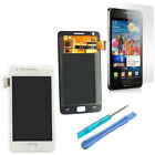 Touch digitizer+LCD Display F Samsung Galaxy SII S2 i9100 White+Screen Protector