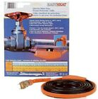 Easy Heat 18 Ft Water Pipe Freeze Protection Heating Cable Kit W/ FREE TAPE