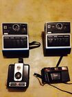 LOT OF 4 VINTAGE KODAK FILM CAMERAS
