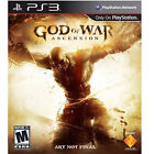 God of War: Ascension  PS3 (Sony Playstation 3, 2013) Sealed Brand new