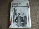 Vtg Stretch & Sew by Ann Person Pattern #1062 Fitted Jacket Womans