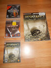 Battlefield 3 Limited Edition, Bulletstorm, Resistance Fall of Man Guide PS3 LOT