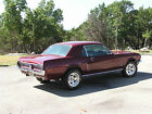Ford  Mustang coupe 1968 ford mustang 289 hardtop