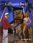 CHOICE OF 30 DIFFERENT ORIG. NOS BALLY WILLIAMS WPC 1990s PINBALL MACHINE FLYERS