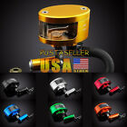 Universal Brake Tank Oil Fluid Reservoir Cup for Yamaha YZF R1 R6 R6S FZ 2Colors