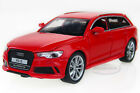 Free shipping 1:32 Audi RS 6 Alloy Diecast Car Model Toy Sound&Light Red 2222