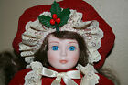 Gorham Musical Porcelain Doll ~Holly~ plays