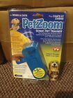 Emson Pet Zoom Pet Trainer Sonic Dog Whistle Ultrasonic Fast Shipping
