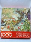 Springbok THE NIGHT BEFORE CHRISTMAS 1000 Piece Clement Moore Puzzle