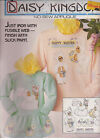 Daisy Kingdom Quick & Creative No Sew Appliques Easter Bunny 6319