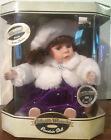 Collectible Memories Porcelain Doll Alexis MUSICAL ANIMATED Wind up Limited Ed.