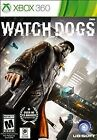 Watch Dogs  (Xbox 360, 2014) watchdogs