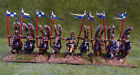 Beautifully painted 15mm Polish Winged Hussars DBR/DBM