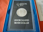 1884 CARSON CITY UNCIRCULATED SILVER DOLLAR IN BOX  84253826