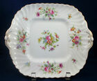 Minton Marlow Square Handled Cookie Plate - Old Mark