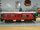 Lionel 1998 Holiday Music Bay Window Caboose , TMCC ,  #6-19750 , Excellent C-8