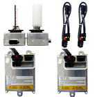 D1S D1 HID Conversion Kit Replaces OEM Philips Ballasts and Bulbs Wiring Kit 6K