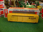 LIONEL TRAINS NO. 17223 MILWAUKEE ROAD DOUBLE DOOR BOX CAR 1996 - VERY NICE