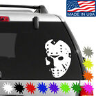 Jason Voorhees Decal Sticker BUY 2 GET 1 FREE Choose Size  Color Horror