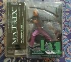 THE MATRIX SERIES ONE MORPHEUS ACTION FIGURE by McFARLANE TOYS NEW