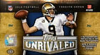 2010 TOPPS UNRIVALED HOBBY FOOTBALL BOX - 3 AUTOGRAPHS !