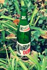 Vintage Mountain Dew ACL Soda Bottle 10 Oz Antique Pepsi Cola Collector`s Dream
