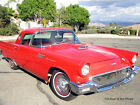 Ford  Thunderbird Convertible with Soft and Hard tops 1957 ford thunderbird d code engine runs great two tops mechanically fresh