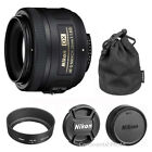 Nikon AF S Nikkor 35mm f 18G DX Lens for Nikon Digital SLR Cameras