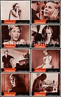 PERSONA 1967 US lobby card set of 8 NM Ingmar Bergman Liv Ullmann Filmartgallery