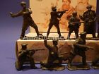 Russia 1/32 Red Army 1942 set 7 Soviet partisans and militia WWII in box